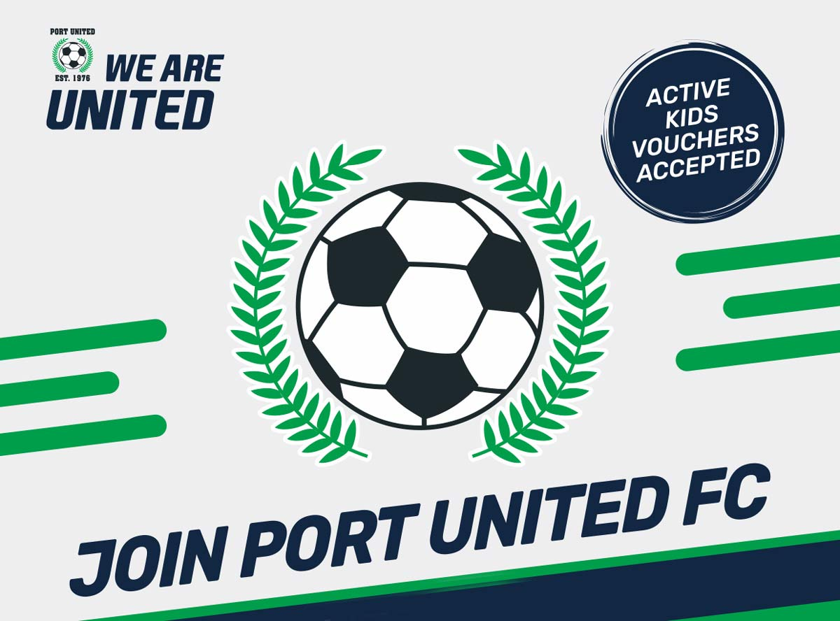 JOIN PORT UNITED FC